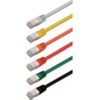 FUTP Shielded Twisted 4 Pairs Category 6 Patch Cord